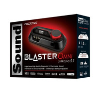 Creative® Sound Blaster Omni Surround 5.1 Usb Pc & Mac