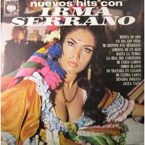 Irma Serrano - Nuevos Hits Lp