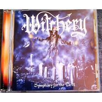Witchery - Symphony For The Devil Cd 1era Ed, Europea