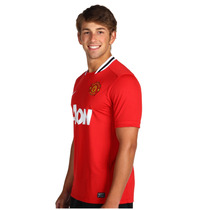 Nike Manchester United Ss Home Jersey Talla L