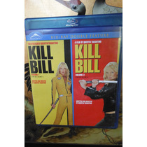 Kill Bill Vol. 1 & 2 Blu Ray Movie Import Quentin Tarantino