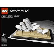 Lego Architecture , Modelo 21012 , Sydney Opera House