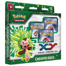 Pokemon - Xy Kalos Starter Set - Chespin