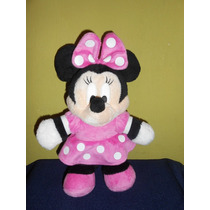 Peluche Minnie Mouse 30 Cms Original Disney Mimi