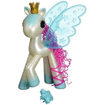 Lalaloopsy Resplandor Luna Pony (alas Azules)