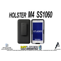 Clip Holster Case Combo M4 Ss1060 + Mica Gratis