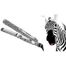 Plancha Para Cabello Conair Edición Zebra 1 Ceramica 400f