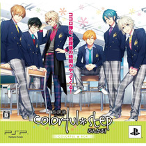 Colorful Step Bunkabu! Limitada Psp Japonesa