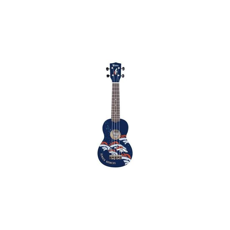 Denny Denver Broncos De 4 Cuerdas Soprano