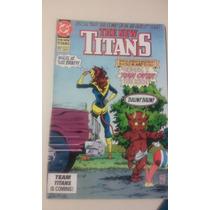 Comic En Ingles Dc The New Titans No. 87