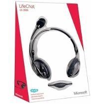 Diadema Con Microfono Microsoft Life Chat Lx-2000