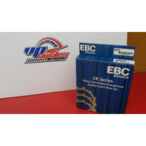 Clutch Discos Pastas Nuevos Ebc Para Yamaha R6 08 A 15