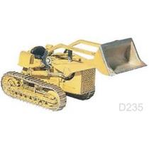 Tren Accesorio Tractor Excavadora 1/87 Ho / Bachmann Athearn