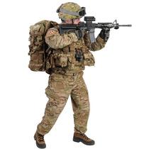 Uniforme Multicam 7 Colores Marca Tru-spec Original, Army