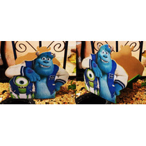 Centros De Mesa Infantiles Monsters Inc University Centros