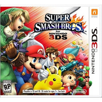 *** Nintendo 3ds Super Smash Bros *** Mediaplanet