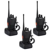Radios Retevis H-777 Walkie Talkie Uhf 400-470mhz 5w 16ch