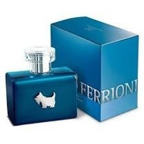 Vv4 Perfume Ferrioni Terrier Collection Blue Caballero 100ml