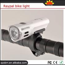 Luz Delantera Impermeable Raypal 5 Leds Lampara Desmontable