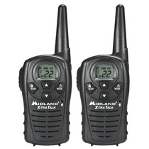 Radios Midland Lxt118 22-channel Gmrs With 18