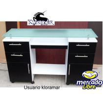 Mueble Mesa Para Manicure, Estetica, Uñas