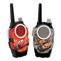 Radios Disney Pixar Cars 2 Walkie Talkies