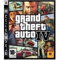 Grand Theft Auto Iv Ps3