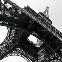 Cuadro Decorativo 2 Pz 30x30 Torre Eiffel