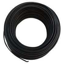 Cable Thw /90 #12 Negro 100 Mts Argos.
