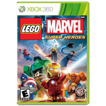 .:: Lego Marvel Super Heroes :: Para Xbox 360 En Start Games