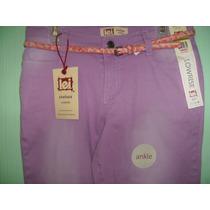 Pantalon Jovencita T-14 Años Marca Lei Original Importación