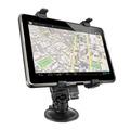 Soporte Base Tablet Auto Y Escritorio Ipad Galaxy Android