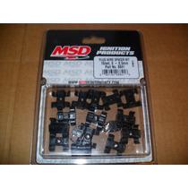 Separadores De Cables De Bujias Msd De 8 Y 8.5mm