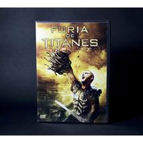 Furia De Titanes. Película Dvd