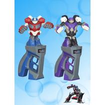 Optimus Prime Vs Megatron Transformers Noche De Batalla
