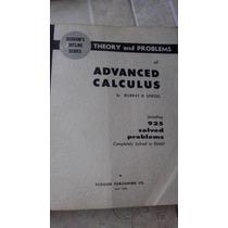 Calculo, Advanced Calculus, Serie Schaum