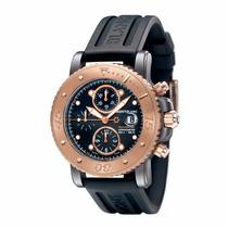 Reloj Montblanc Sport Chronograph Tantalium 103113 Ghiberti