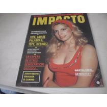 Impacto - Martha Curiel ##1506 Enero 1979