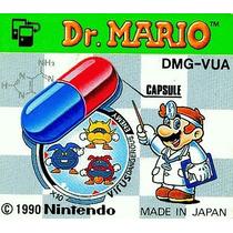 Dr. Mario Gameboy Japonesa
