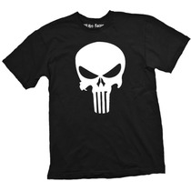 [art-factory] Movies - Playera De The Punisher
