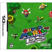 Super Mario 64 Ds Nintendo Ds Japonesa