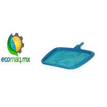 Red Saca Hojas Tipo Pala Para Alberca Mantenimiento Ecomaqmx