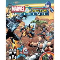 Juego Exclusivo Marvel Vs Capcom Origins Ps3 .:zona Games.: