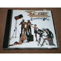 Cd Zz Top - Greatest Hits - Cd Importado U.s.a.