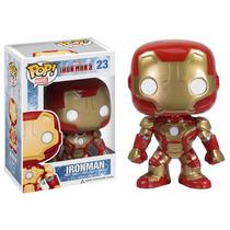 Tb Muñeco Funko Pop Marvel Iron Man Movie 3