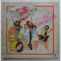 La Banda Timbiriche En Concierto 1 Disco Lp De Vinil