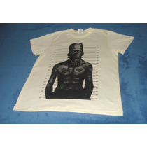 Playera Camiseta Frankenstein Punk Monster Monstruos Tattoos