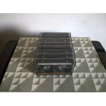 Cassettes Sony Ux- 90 Minutos Cromo Type Ii ( 8 Cassetes )
