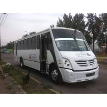 Autobus Urbano Mercedes Zafiro Y Eurocar 37 Altos Tela