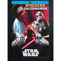 Star Wars The Force Awakens Pad De 250 Stickers